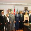 Ahmet Yesevi Üniversitesi Ziyareti-24 Mayıs 2017