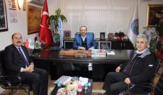 DOST Platformu Kurucu Üyesi TOÇBİRSEN Genel Başkanını Ziyaret Ettik