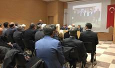DOST Platformu üyesi Türk Dünyası Parlementerler Vakfı Genel Kurulu yapıldı
