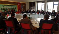 Kırgız Birinci Eğitim- Üçüncü Gün-22 Mart 2019 Cuma