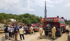 Yangın Eğitimi-İkinci Gün- 18 Haziran 2019 Salı