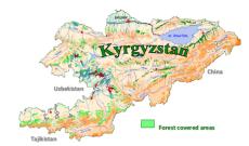 BODAR Kırgızistan Özet