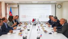 BODAR Azerbaycan Ekoloji ve Tabii Servetler Bakanına  Arz edildi