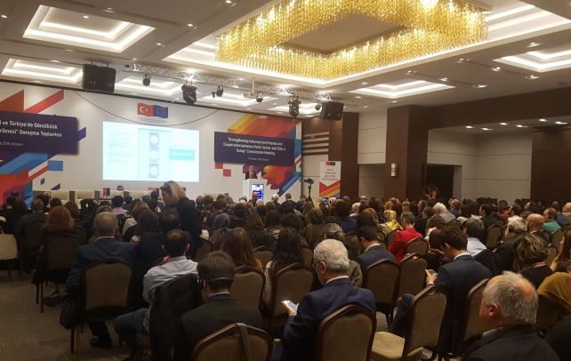 Kamu-STK İşbirliği ve Türkiye'de Gönüllülük Süreçlerini Güçlendirilmesi Çalıştayı-17 Ekim 2019