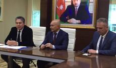 Azerbaycan Tabii Kaynaklar ve Ekoloji İşçileri Sendikası DOST Platformuna katıldı