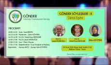 GONDER Söyleşileri-II Dijital Eğitim