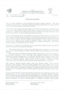 Avrupa Orman Sözleşmesi